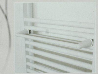 Handtuchhalter zu Badheizkörper Sedano weiss 500 mm