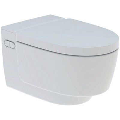 geberit aquaclean mera classic dusch wc komplettset weiss dusch wc wc anlage. Black Bedroom Furniture Sets. Home Design Ideas