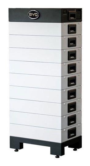 BYD Photovoltaik Speicher HVM 19,3