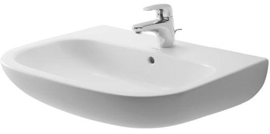Duravit D-Code Waschtisch 600 mm