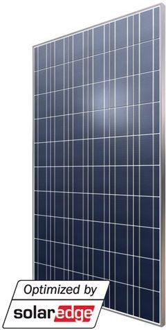 Axitec AC-270P/156-60SE Polykristallines Solar-Edge Hochleistungs-Photovoltaik-Modul