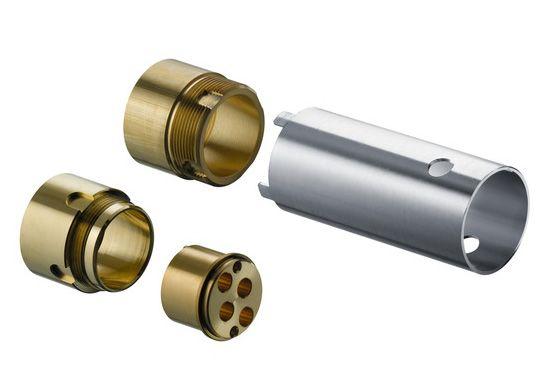 Hansgrohe Verlängerunsset für Grundkörper 2-Loch-Waschtischwandbatterie 31971