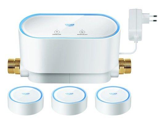 Grohe Sense Wasserüberwachungssystem Set