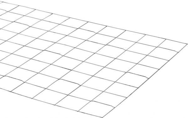 Uponor Classic Trägermatten für Fußbodenheizung Verlegeabstand 5 cm