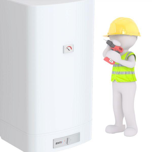 Austria Email EHT150 Boiler mit Montage im Großraum Graz