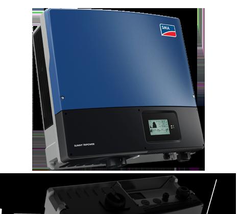 SMA STP25000TL-30 PV Wechselrichter m.Display Tripower