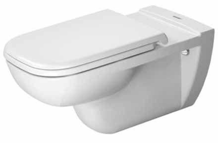 Duravit Vital Wand-WC verlängert, barrierefrei