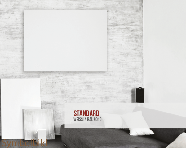 "D4H Infrarot-Paneel Modell ""Standard"" in weiß (RAL9010)"