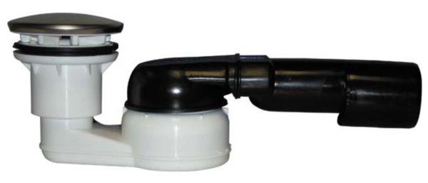 HL 514 SN Brausetassensifon chrom für Brausetassen mit 52mm Ablauf