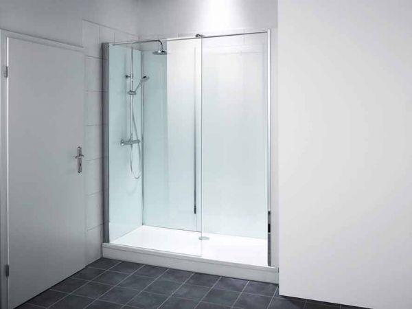 Repabad Dusche auf Wanne für Nische
