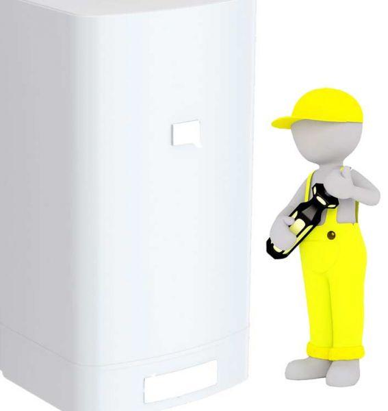 Boilerentkalkung bis 150 Liter Dienstleistung