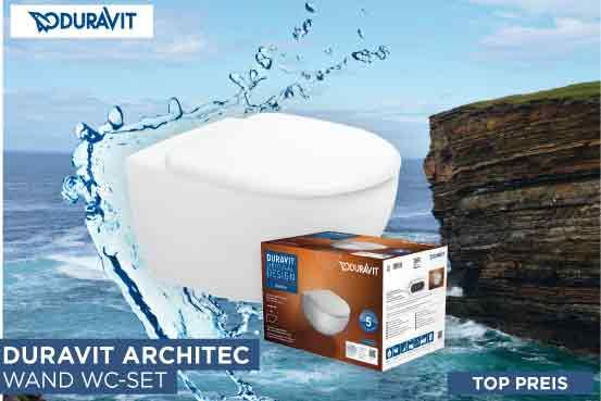 Duravit Wand WC Archtitec