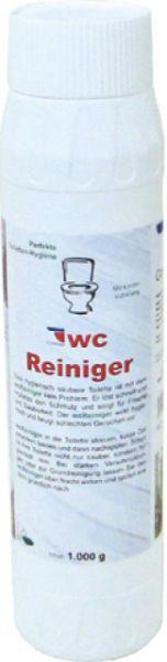 Reiniger für WC-Keramik in Granulatform, 1000 g