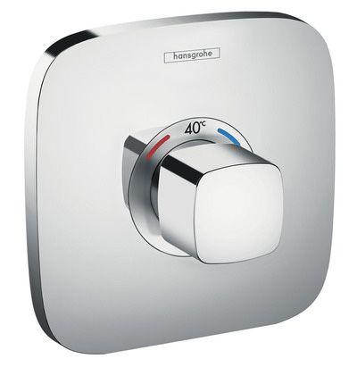 Hansgrohe Sichtteil Thermostat Ecostat E, verchromt 15705