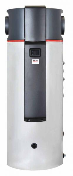 Brauchwasserwärmepumpe Warmwasserwärmepumpe Austria Email WPA 450 ECO