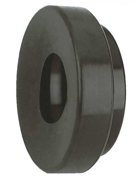Austroflex Gummi-Endkappe für Außenmantel 125mm - 1x25mm