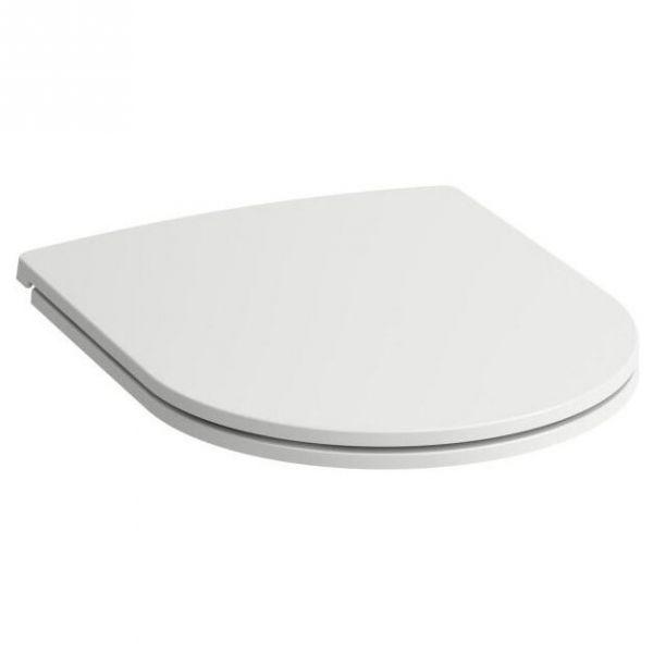 Laufen 9896.5 WC-Sitz mit Deckel Pro schlankere Ausführung slim, abnehmbar, weiss