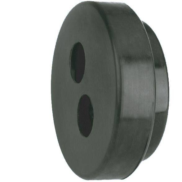 Austroflex Gummi-Endkappe für Fernwärmerohe mit Außenmantel 125mm 2x20 mm