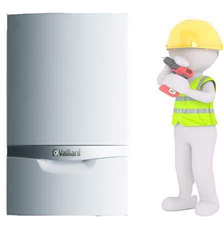 Vaillant Clever und Effizient Gas Brenntwertgerät VCAT 196/5-5